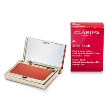 Clarins Cream Blush - # 04 Rosewood  4g/0.1oz
