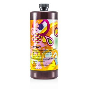 Amika Color Pherfection Champ� (Para Todo Tipo de Cabello)  1000ml/33.8oz