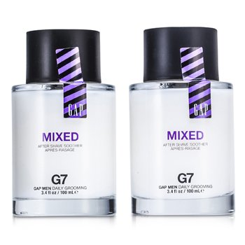 Gap Mixed Calmante Para Después de Afeitar Duo Pack  2x100ml/3.4oz