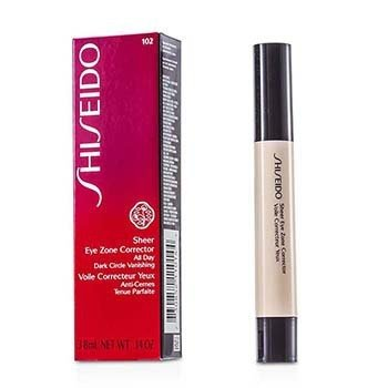 Shiseido Corrector Puro de Zona de Ojos - # 102 Light  3.8ml/0.14oz