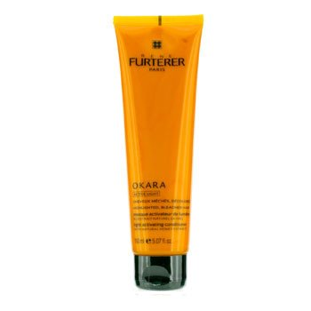 Rene Furterer Okara Light Activating Conditioner (For Highlighted, Bleached Hair)  150ml/5.07oz