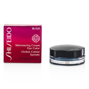 Shiseido Shimmering Cream Eye Color - # BL620 Esmaralda  6g/0.21oz