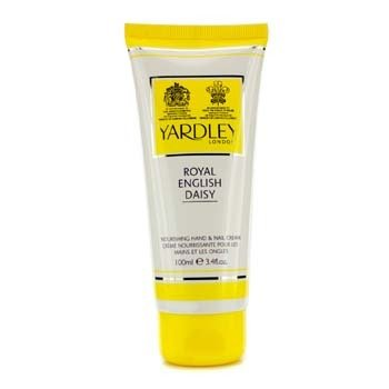 Yardley Royal English Daisy Nourishing Hand & Nail Cream  100ml/3.4oz