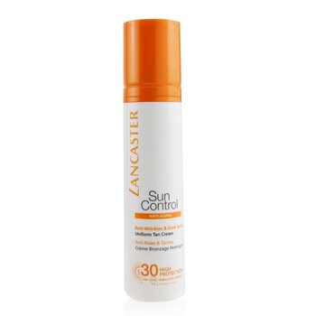 לנקסטר Sun Control Face Uniform Tan Cream SPF 30  50ml/1.7oz