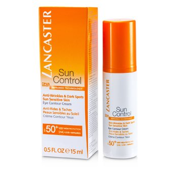 לנקסטר Sun Control Eye Contour Cream SPF 50+  15ml/0.5oz