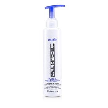 פול מיטשל Curls Full Circle Leave-In Treatment טיפול ליצירת תלתלים ללא שטיפה  200ml/6.8oz