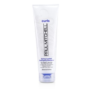 Paul Mitchell Bucle Spring Loaded Șampon Anti-Static  250ml/8.5oz
