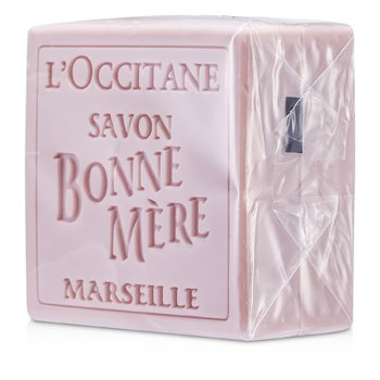 L'Occitane Bonne Mere Soap - Rose  100g/3.5oz