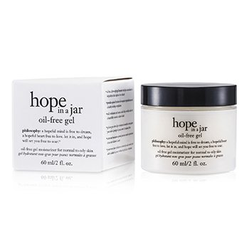 Philosophy Hope In A Jar Hidratante en Gel Sin Aceite (Para Piel Normal a Grasa)  60ml/2oz