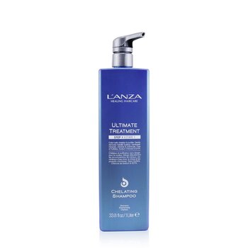 Lanza Ultimate Treatment Step 1 Chelating Champú  1000ml/33.8oz