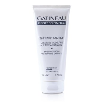 Gatineau Therapi Marine Masaj Kremi (Salon Boyu)  200ml/6.7oz