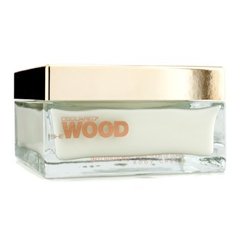 Dsquared2 She Wood (Hydration)2 Body Cream - Krim Tubuh  200ml/7oz