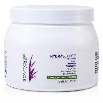 Matrix Biolage HydraSource Μάσκα (Για Ξηρά Μαλλιά)  500ml/16.9oz