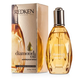 Redken Diamond Oil Brillo Irrompible (Para Cabello Opaco, Dañado)  100ml/3.4oz