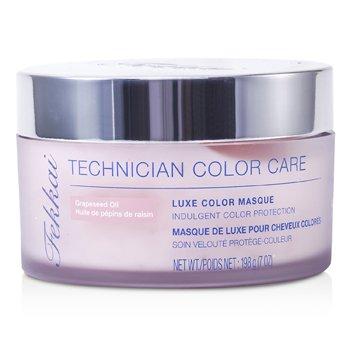 Frederic Fekkai Technician Color Care Luxe Máscara Colro (Protección de Color Indulgente)  198g/7oz