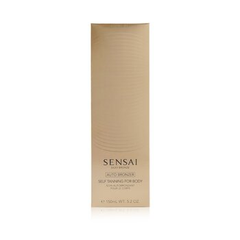 Kanebo Sensai Silky Bronze Self Tanning For Body  150ml/5.2oz