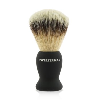 Tweezerman Deluxe Brocha de Afeitar  1pc