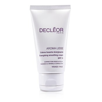 Decleor Aroma Lisse Energising Smoothing Cream SPF 15 (Salongprodukt)  50ml/1.6oz
