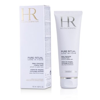 Helena Rubinstein Pure Ritual Deep Cleansing Creamy Foam  125ml/4oz