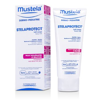 Mustela Stelaprotect Body Milk  200ml/6.7oz