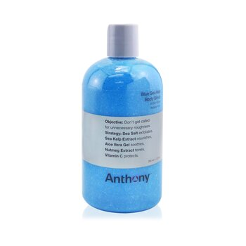 Anthony Scrub do ciała Logistics For Men Blue Sea Kelp Body Scrub  355ml/12oz