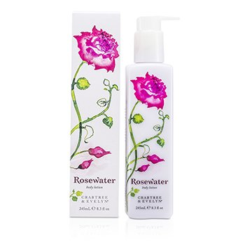 Crabtree & Evelyn Rosewater Body Lotion  245ml/8.3oz