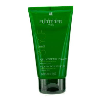 Rene Furterer Vegetal Style Create Vegetal Sculpting Gel (Strong Hold)  150ml/5.07oz