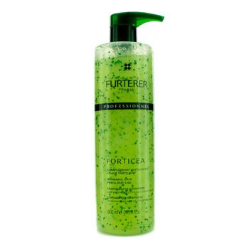 Rene Furterer Forticea Stimulating Shampoo - For Thinning Hair Frequent Use (Salon Product)  600ml/20.29oz