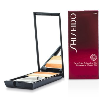 Shiseido Color Tr�o Mejorador de Rostro - OR1 Peach  7g/0.24oz