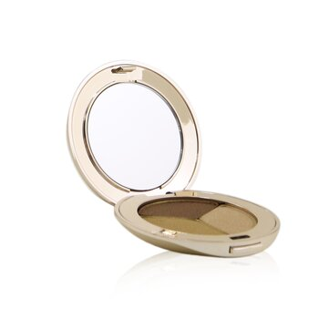 ג'יין אירידל PurePressed Triple Eye Shadow - Golden Girl – צללית עיניים  2.8g/0.1oz