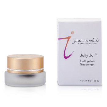 Jane Iredale Jelly Jar Gel Eyeliner - Liner Mata # Black  3g/0.1oz