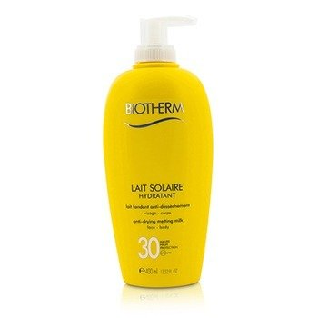 Biotherm Lait Solaire SPF 30 UVA/UVB Protection Melting Milk  400ml/13.52oz
