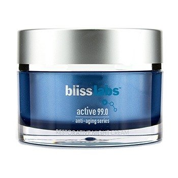 Bliss Blisslabs Active 99.0 Anti-Aging Series Crema de Noche Restauradora  50ml/1.7oz