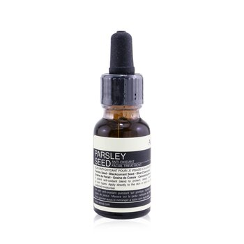 Aesop Parsley Seed Anti-Oxidant Facial Treatment  15ml/0.5oz