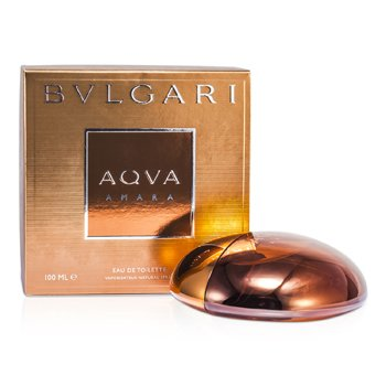 Bvlgari Aqva Amara Eau De Toilette Spray  100ml/3.4oz