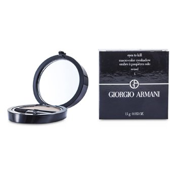 Giorgio Armani Eyes to Kill Solo Eyeshadow - # 04 Wood  1.5g/0.053oz
