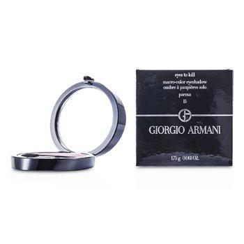 Giorgio Armani Eyes to Kill Sombra de Ojos Individual - # 15 Parma  1.75g/0.061oz
