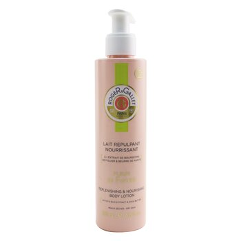Roger & Gallet Fleur De Figuier Replenishing Body Lotion (with Pump)  200ml/6.7oz
