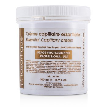 J. F. Lazartigue Essential Capillary Крем (Салонный Продукт)  500ml/16.9oz