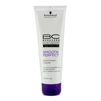 Schwarzkopf BC Smooth Perfect Crema Suavizante (Para Cabello Inmanejable)  125ml/4oz