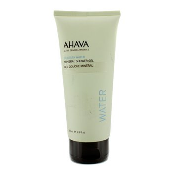 Ahava Deadsea Water Mineral Gel Mandi (Tanpa Kotak)  200ml/6.8oz