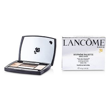 Lancome Hypnose Doll Eyes 5 Color Palette - # DO8 Taupe Au Naturel  4.3g/0.15oz