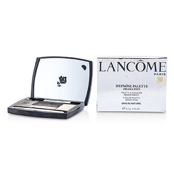 Lancome Hypnose Drama Eyes 5 Color Palette - # DR6 Gris Au Naturel  4.3g/0.15oz