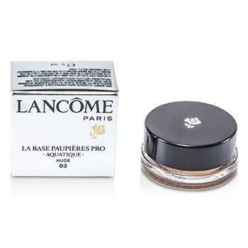 Lancome La Base Paupieres Pro Long Wear Eyeshadow Base - # 03 Nude  5g/0.17oz
