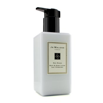 Jo Malone Red Roses Body & Hand Lotion (With Pump)  250ml/8.5oz