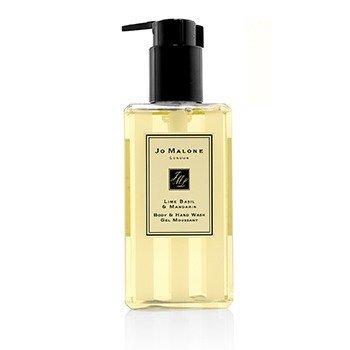 Jo Malone Lime Basil & Mandarin Body & Hand Wash (With Pump)  250ml/8.5oz