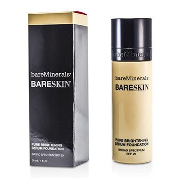 BareMinerals BareSkin Pure Brightening Serum Foundation SPF 20 - # 05 Bare Cream  30ml/1oz
