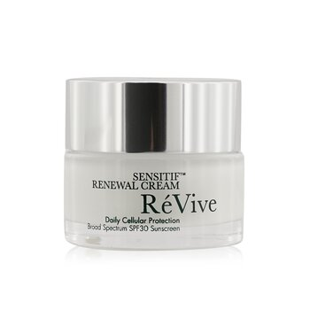 Re Vive Sensitif Renewal Cream Daily Cellular Protection SPF 30  50g/1.7oz