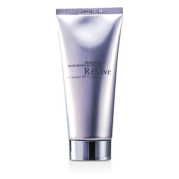 Re Vive Fermitif Hand Renewal Cream SPF 15  100g/3.4oz