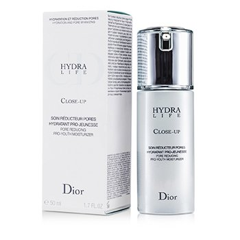 Christian Dior Hidratante Hydra Life Close-Up Pore Reducing Pro-Youth  50ml/1.7oz
